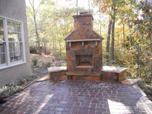 Fireplace Veneer