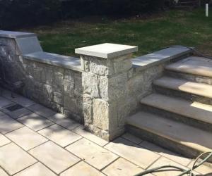 Granite Wall